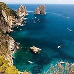 skały Faraglioni - Capri