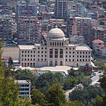 Albania - przypadkowy tilt&shift