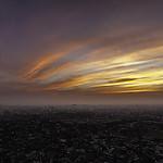 Jaipur po zachodzie słońca