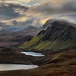 góry Quiraing, Szkocja