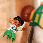 """- """"Spadaj maleńka"""" czyli Lego Lidzia Story ale bez Love ;)"""