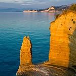 Zachód nad Sidari - Korfu
