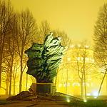 Pomnik Katy�ski w Poznaniu