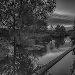Wieczorem nad rzek�