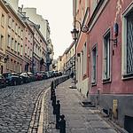 Wąska uliczka