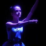 Niebieska baletnica